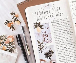aesthetic, notebook, and ideas image
