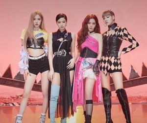 group, blackpink, and comeback image