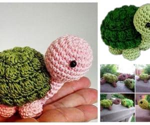 crochet turtle image