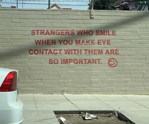 quote, quotes, and strangers image
