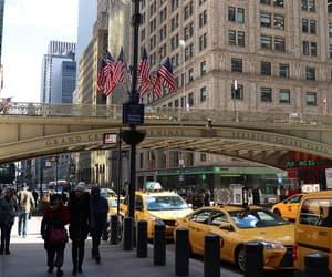 cabs, concrete jungle, and Dream image