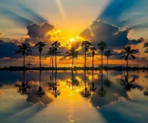florida, Miami, and por do sol image