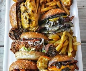 burgers, tasty, and food image
