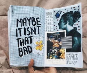 diary, diy, and inspiration image