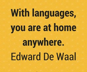languages and quote image