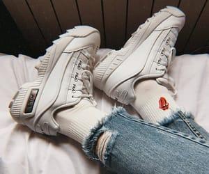 alternative, Fila, and shoes image