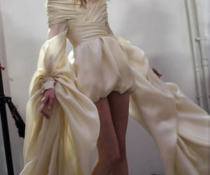 backstage, beauty, and Couture image