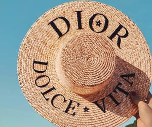 dior, Dolce Vita, and france image