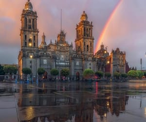 beautiful, church, and Mexico City image