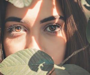 eyes, girl, and photography image