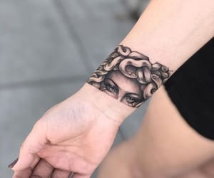 aesthetic, alternative, and art tattoo image