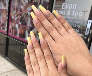 art, nail art, and nails image