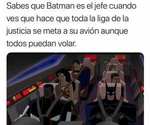 batman, DC, and divertido image