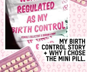 health, wellness, and birth control image