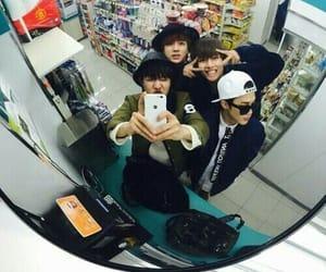 selca, jhope, and jung hoseok image