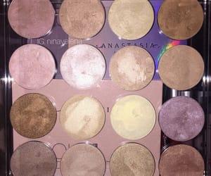 makeup, anastasia, and eyeshadow image
