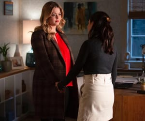 alison, mona, and pll the perfectionists image