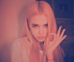aesthetic, beautiful, and girls image