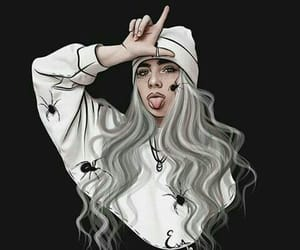 wallpaper, billie eilish, and background image