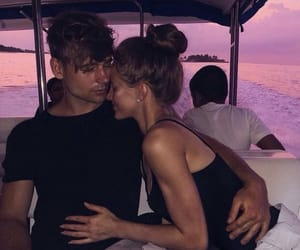 boyfriend, goals, and kiss image