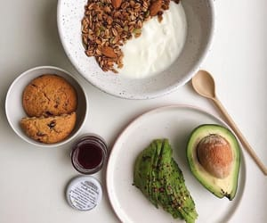 delicious, vegan, and food image
