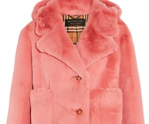 pink and burberry. tumblr post image
