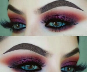 beauty, maquillaje, and tumblr image
