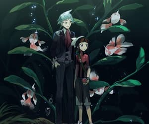 brendan, game, and manga image