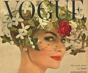 vogue, fashion, and vintage image