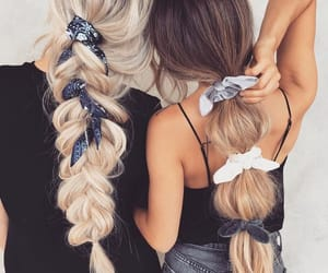 friends and hairstyle image