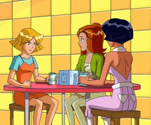 cartoon, disney, and totally spies image