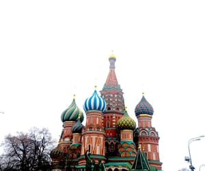 cathedral, colours, and russia image