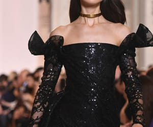 elie saab, haute couture, and blanca padilla image