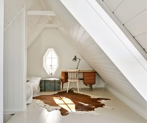 attic, bedroom, and hour image