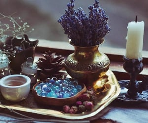 article, lavender, and magical image