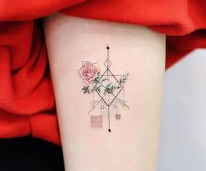 rose and tatoo image