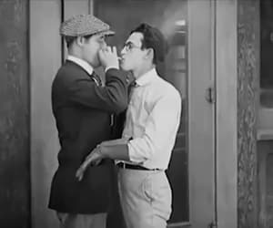 gif, harold lloyd, and get out and get under image