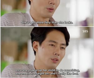 drama, korea, and dorama image