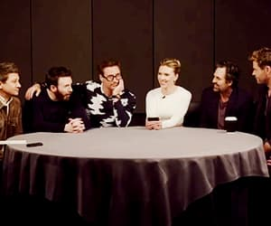 Avengers, cast, and gif image