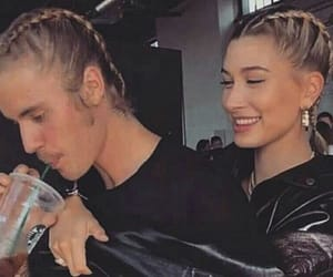 couple, justin bieber, and couple goals image