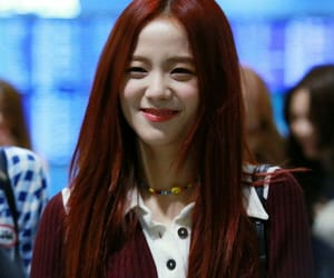 fashion, blackpink, and jisoo image