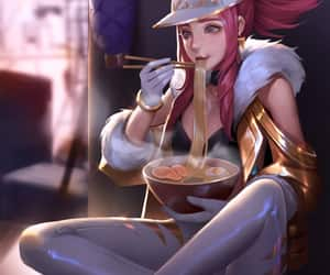 beautiful, prestige, and akali image