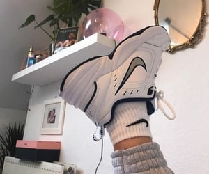 shoes, nike, and aesthetic image