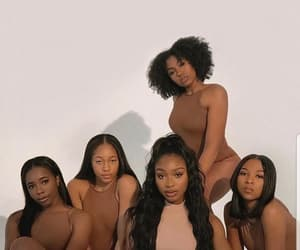 beauty, normani, and girls image