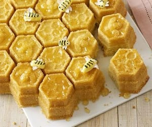bee hive, celebrate, and Cookies image