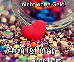 arm, deutsch, and geld image