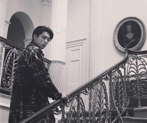 black and white, F4, and dylan wang image