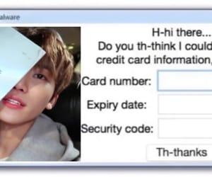 jaemin, cybercore, and kpop edit image