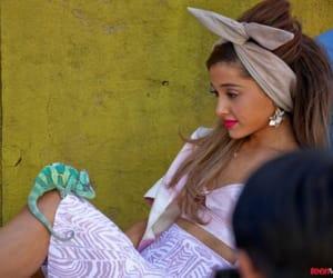 ariana grande, Teen Vogue, and photoshoot image