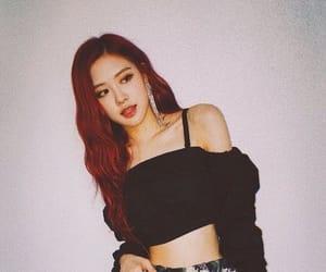 k-pop, blackpink, and 로세 image